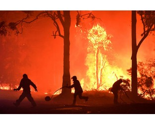 Record dry November in Australia fuels deadly fires - Straits Times