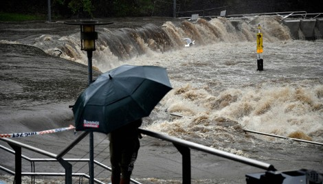 Australia's Ferocious Weather: From Extreme Drought, to Bushfires, and Now Floods