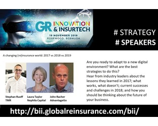 Can insurtech revolutionise the re/insurance sector? - Global Reinsurance