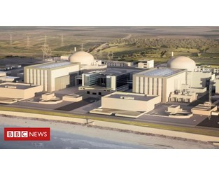 Minister's new nuclear station mud dumping assurances - BBC
