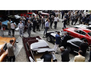 The World's Rarest Cars on Show at Lake Como - Bloomberg