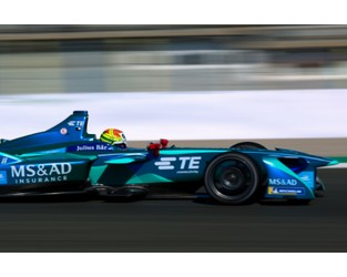Top three target for the MS&AD Andretti Formula E racers