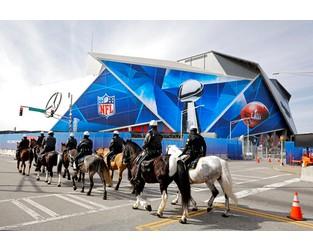 Copters, Cops, Canines Patrol Atlanta; NFL Reports No Super Bowl Threats