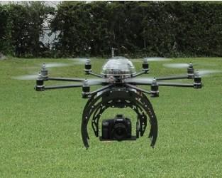 Drones bring new threats - AGCS