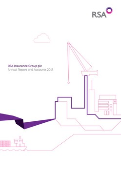 RSA Insurance Group plc - Annual Report and Accounts 2017