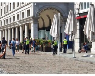 Public urged to be vigilant as lockdown eases - Counterterror Business