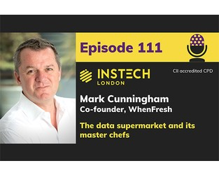Mark Cunningham: Co-founder, WhenFresh: The data supermarket and its master chefs