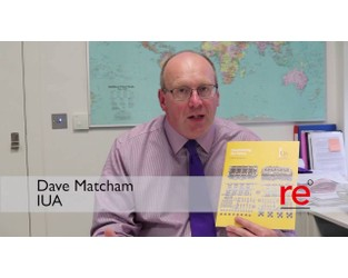 Dave Matcham on the IUA's Annual Report