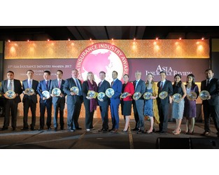 Asia: Region lauds its very best at the 21st Asia Insurance Industry Awards