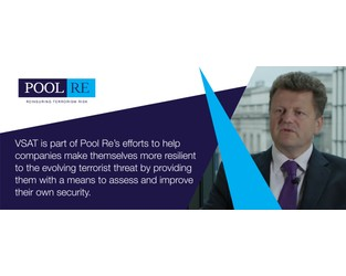 Pool Re gives details of its latest drive to encourage businesses to proactively mitigate the risk of terrorism