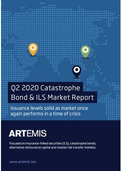 Q2 2020 Cat Bond & ILS Market Report