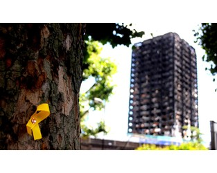 Insurance industry left to shoulder risk in Grenfell fire aftermath