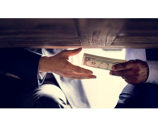 Africa most prone to corporate bribery with Europe least risky