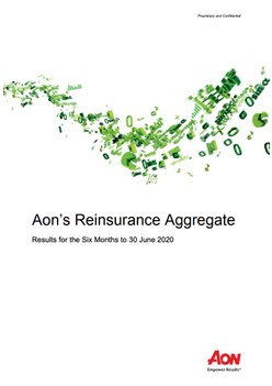Aon's Reinsurance Aggregate - Results for the Six Months to 30 June 2020