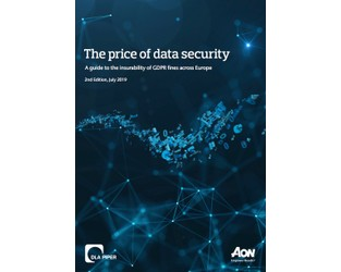 The price of data security