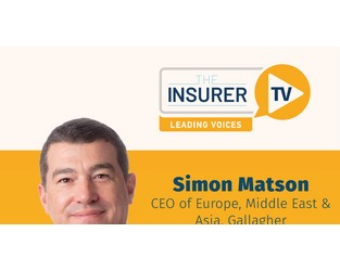 Video: Leading Voices with Simon Matson of Gallagher