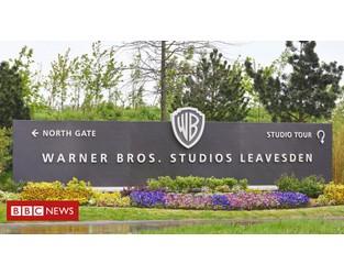 Fire at studios where Harry Potter filmed - BBC News