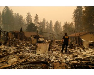 Bankruptcy Won't End Problem PG&E Must Still Deal With: Wildfires