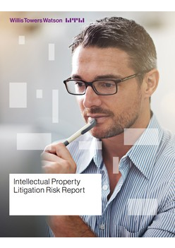 Intellectual Property Litigation Risk Report