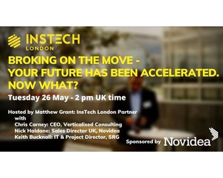 Webcast: Broking on the Move - Your Future Has Been Accelerated. Now What?