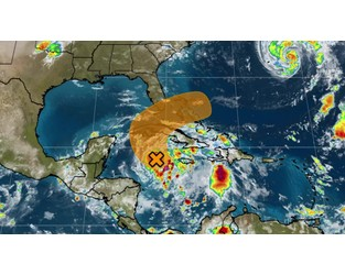 Video: Area We're Watching in the Caribbean Could Become Tropical System - The Weather Channel