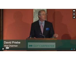 David Priebe: Guy Carpenter Monte Carlo Press Briefing, 2015
