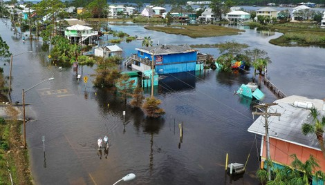 Federal Flood Insurance Premiums Far From Keeping Up With Expected Losses