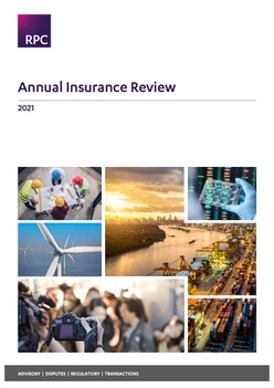 Annual Insurance Review 2021