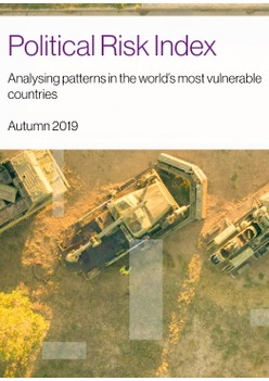The Political Risk Index - Autumn 2019