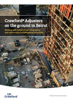 Crawford Adjusters on the ground in Beirut