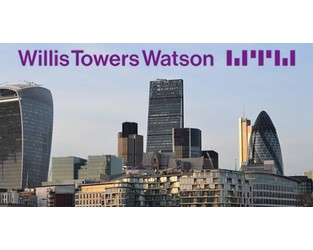 Willis Towers Watson increases buyback programme by $4bn