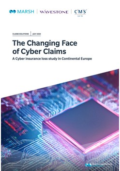 The Changing Face of Cyber Claims