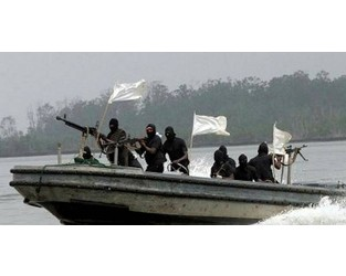 "Pirates ""effectively hijack"" ship in Gulf of Guinea - TradeWinds"