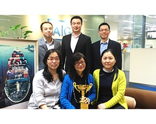 AIG China Ends 2015 with Six Awards