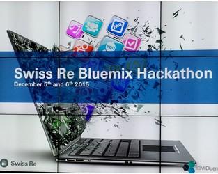 Swiss Re IBM hackathon