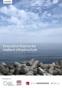 Innovative Finance for Resilient Infrastructure