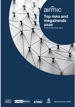 Top risks and megatrends 2020
