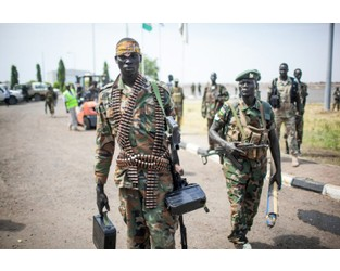 Weekly briefing: Alleged corruption in South Sudan - Vision of Humanity