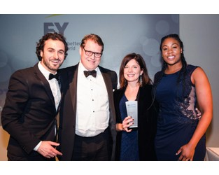 EY named Tax Advisory Firm of the Year at the 2017 UK Captives Services Awards