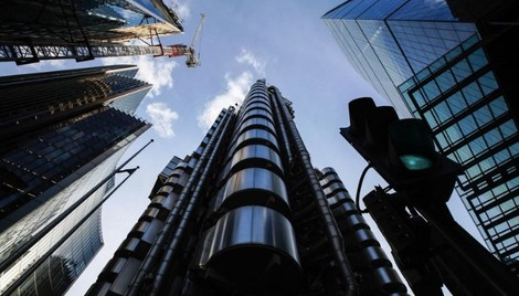 Sexual-Harassment Whistle-Blower Sues Lloyd's of London Insurer - Bloomberg