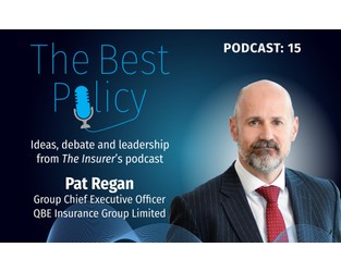 QBE's Pat Regan on Covid-19 impact and industry recovery: Part I - The Insurer
