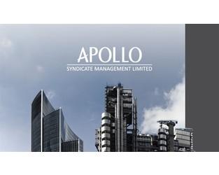 Apollo Underwriting initiates $50mn-$100mn fundraise