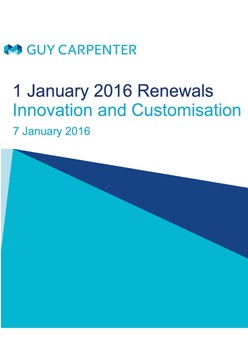 Full Presentation: 1 January 2016 Renewals - Innovation and Customisation