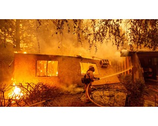 CAT bonds could be key to paying for wildfire losses - Marketplace