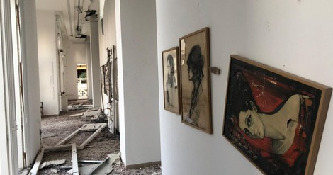 Huge explosion in Beirut decimates city and leaves art scene in disarray - The Art Newspaper