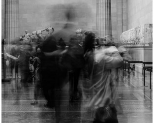 Paranormal activity at London's British Museum