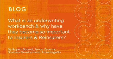 Underwriting workbench & Its importance for Insurers & Reinsurers