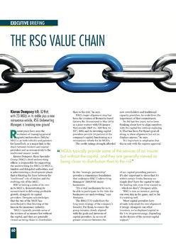 The RSG Value Chain - IQ