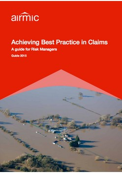 Achieving Best Practice in Claims