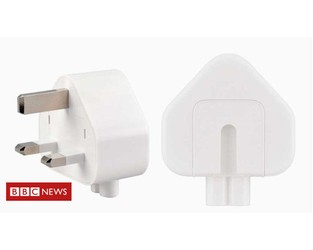 Apple recalls UK plugs over safety fears - BBC News